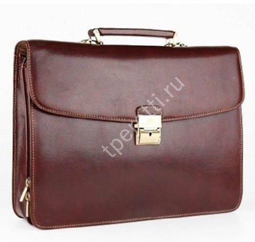 4c33a4c08dfc Портфель Tony Perotti 331117/2 коричневый